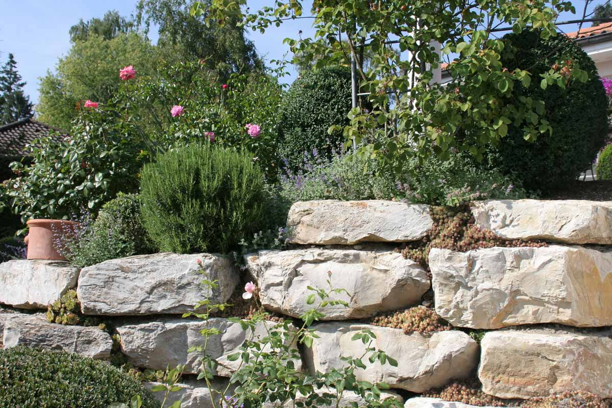 Garten in Konstanz