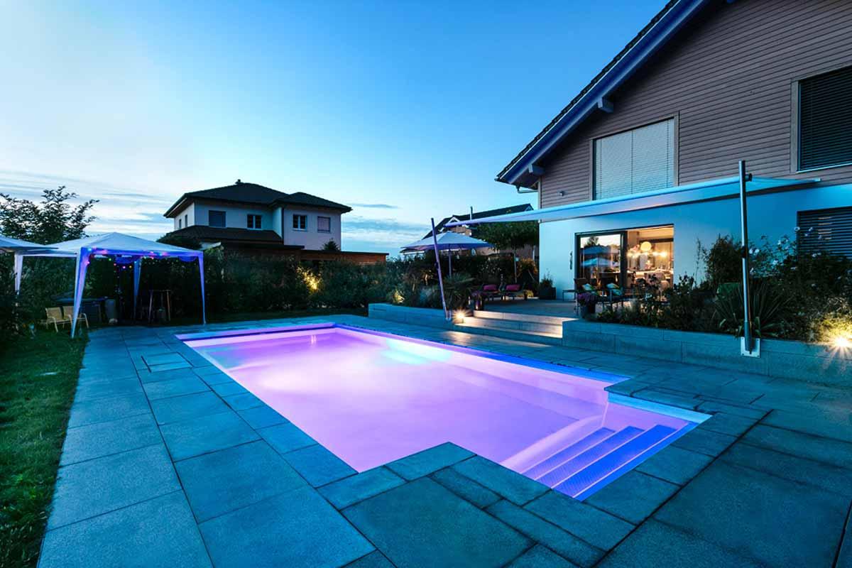 Poolbau Schweiz
