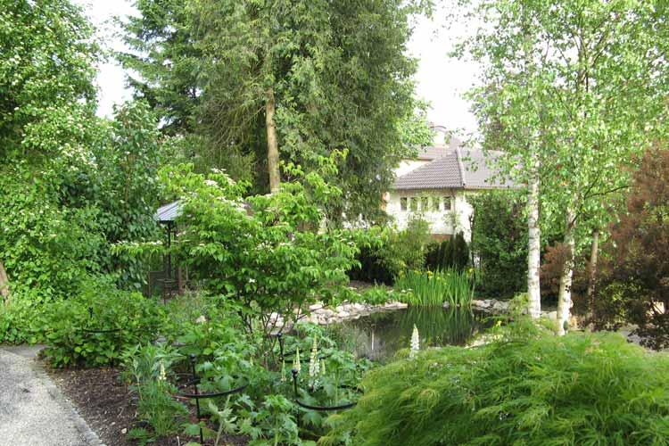 Garten-Haus